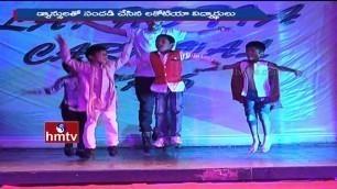 'Lakhotia Carnival 2016 | Little Kids Fashion Show | Hyderabad | HMTV'