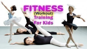 'Fitness Workout Training for Kids'
