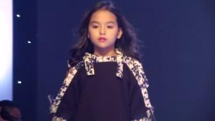 'AGIED DERTA GAFAR - INDONESIA  ASIAN KIDS FASHION SHOW 2017'