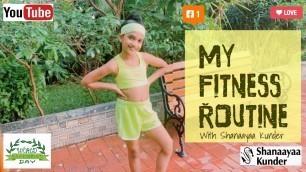 'Fitness Routine for Kids   Cardio Exercises for Kids/ Children   Lockdown 2020'