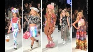 'Kids Fashion Show   NYFW SS18'