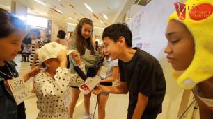 'DVK Outing to Audition [ Kids International Fashion Week 2016 ]'