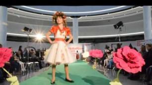 'Центральный Канал о Ukrainian Kids Fashion Week  сезон ВЕСНА 2017'
