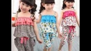 'Kids fashion 2017 ازياء اطفال'