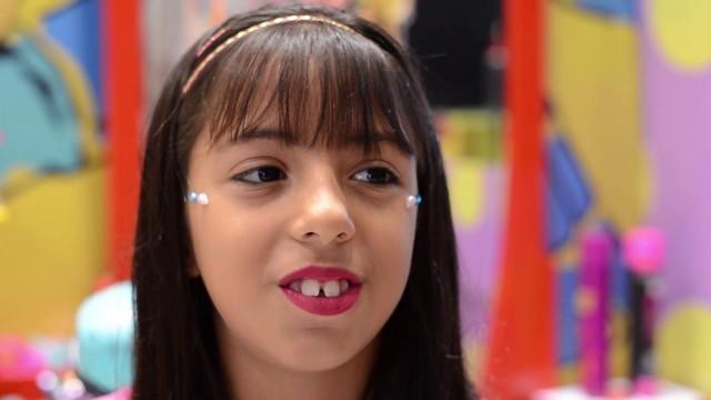 'Maria Helena Vencedora do Sorteio Spicy - Natal Fashion Kids 2017'