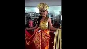 'Fashion Show Kids #3  | Traditional Fashion Show | Peragaan Busana Tradisional'