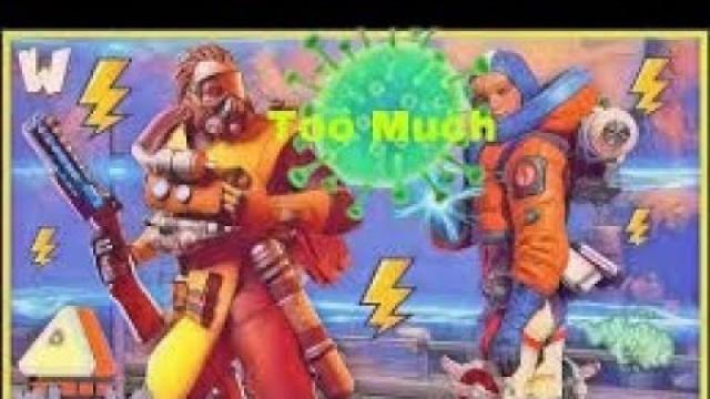 Squads with touchkris & kids (5 game win streak!!) | Apex Legends