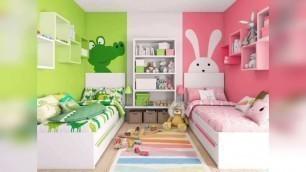 Modern Kids Room Design || Creative Ideas 2019 2020 - Kids room girls & boys | Twins room design