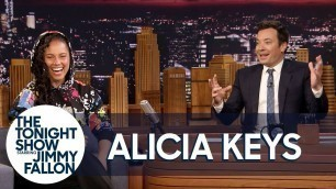 Alicia Keys Shares Amazing Footage of Her Three-Year-Old Son Beatboxing