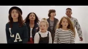 'KIDS UNITED - On Ecrit Sur Les Murs (Clip Officiel)'