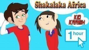'Kid Krrish Full Movie | Kid Krrish 4 Shakalaka Africa Full Movie | Hindi Cartoons For Children'