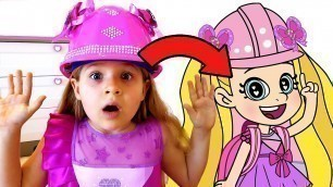 'Diana and Roma New Cartoon Story for Kids'