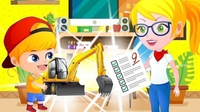 'Jan cartoon | Stanley\'s new toy #1 | CartoonS for KidS - JAC'
