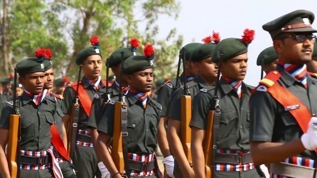 'LATE N B CHHABADA MILITARY SCHOOL RAIGAON SATARA'