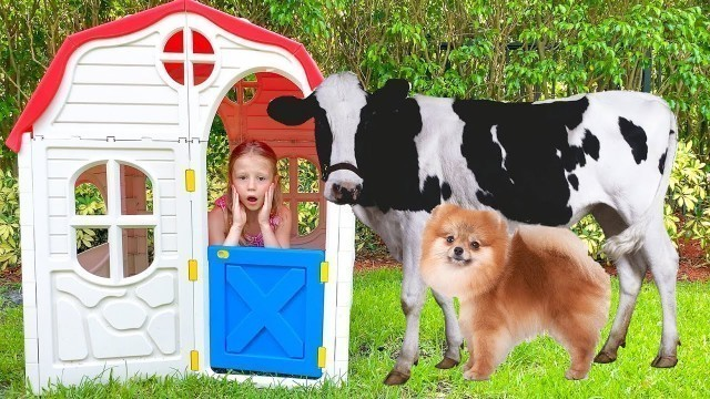 'Nastya and a Funny Collection of Summer Stories for Kids'
