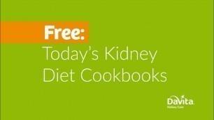 'Download DaVita\'s Kidney Diet Cookbook for Free'