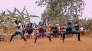 'Masaka Kids Africana Dancing Unity In The Community [Official Dance Video]'