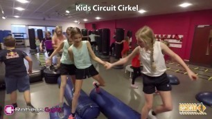 'Kids Circuit Cirkel - Robey\'s Gym'