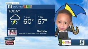 'Weather Kids: Wednesday, October 28, 2020'
