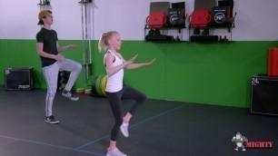 'Kids Fitness | Cardio and Endurance (QUICK CIRCUIT TRAINING)'