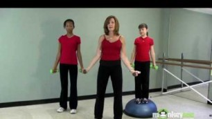 'Fitness for Kids - Weight Exercises'