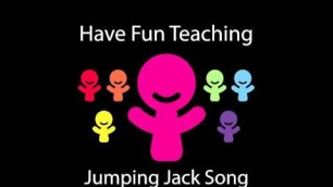 'Jumping Jack Song (Fitness Song for Kids - Audio)'