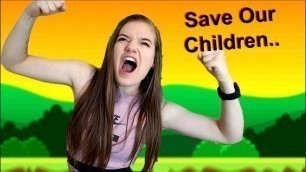 'Kids Fitness Videos are Hilarious..'