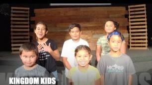 'Kingdom Kids Service Oct 25, 2020'