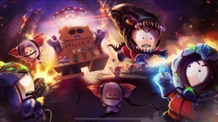'South Park: phone destroyer TvT  ReZ M3rcdemons only cool kids fat finger fireballs behind them lol'