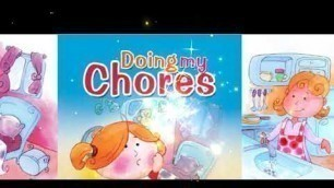 'Doing My Chores - #Responsibility and #Self-reliance story for #Kids'
