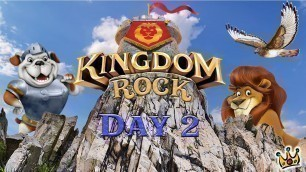 'Kingdom Rock | Day 2'