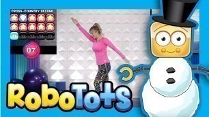 'Kids Winter Indoor Activities - Fitness Video'