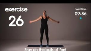 '10 min Kids Cardio Workout - HIIT - 30s/20s Intervals - No equipment'
