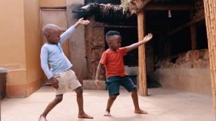 'Masaka Kids Africana Dancing To Jerusalema By Master KG Feat Nomcebo & Burna Boy'