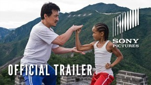 'THE KARATE KID - Official Trailer (HD)'